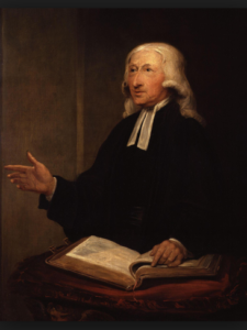 Capture John Wesley