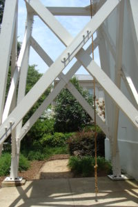 The bell tower at the University of GA