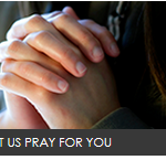 Capture let us pray for you afumc