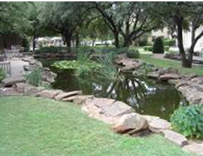 Southwestern Baptist Theological Seminary Prayer Garden Fort Worth Texas